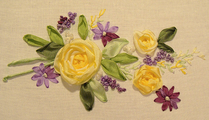 Ribbon Embroidery Designs To Download